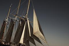 Sheets (BlueChasmPhoto) Tags: ship tallship sail duluth mn lakesuperior
