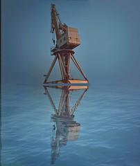 The Harbor Crane
