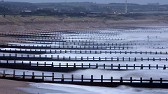 400mm Zoom (PeskyMesky) Tags: aberdeen aberdeenbeach scotland zoom lens water beach sea wave ocean