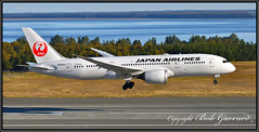 JA840J Japan Airlines (Bob Garrard) Tags: ja840j japan airlines boeing 7878 dreamliner anc panc