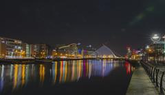 2018 12 22  Dublin - river liffey (MJMPHOTOS.IE) Tags: riverliffey samuelbeckettbridge longexposure tamron1530 sigmamc11 landscapes tripod used