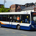 39701 NK58 AFJ Stagecoach North East