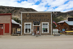 St. Elmo Ghost Town, Colorado (russ david) Tags: st saint elmo co colorado ghost town chaffee county sawatch range miners exchange store shop general travel architecture october 2018
