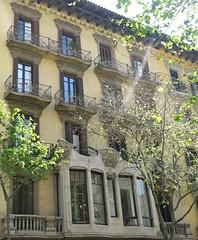 Barcelona Appartments! ('cosmicgirl1960' NEW CANON CAMERA) Tags: barcelona spain espana architecture buildings gaudi travel holidays yabbadabbadoo