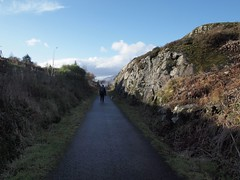 Old Trackbed (Rail and Landscapes) Tags: ballachulish