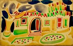 Untitled (c.1915-1986) - Amadeu de Souza-Cardoso (1887-1918)