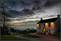 One for the road? (Jason 87030) Tags: lighting pub dramatic tempest inn lights welcome fog evening sunset uk weather lincs lincolshire village england unitedkingdom greatbritain tree clouds formation cool nice building compositon huawei picture frame border windows work 2019
