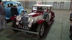1934 Alvis Speed 20 SB Charlesworth Tourer (RoyCCCCC) Tags: bicesterheritage alvis