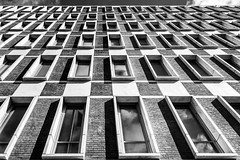 Perspective (JCTopping) Tags: charleston upward sky tower windows concrete architecture bricks iphonex blackandwhite perspective southcarolina unitedstatesofamerica us