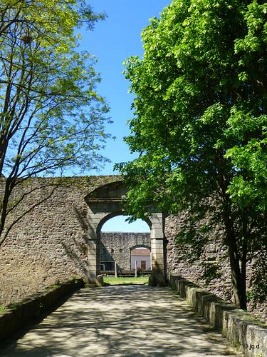 Château fort de Pettingen