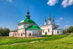 Entry-Jerusalem Church (Suzdal) (KonstEv) Tags: suzdal church orthodox russia temple abigfave