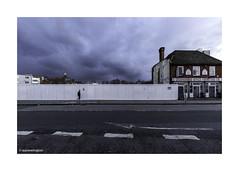Wandsworth Rd Refurb © (wpnewington) Tags: wandsworth sky clouds rebuild change london