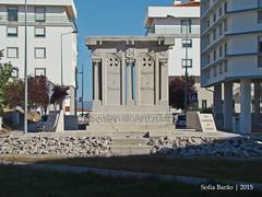 Monumento aos Combatentes do Ultramar, Castelo Branco (Sofia Barão) Tags: portugal beira baixa castelo branco