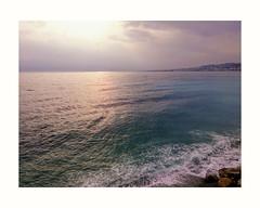 Immensité (bruno_mesmin) Tags: nice cotedazur mer eau mediterraneansea france