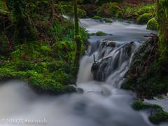 Brook it up (#oohyeah) Tags: waterfalls water britishwaterfalls dartmoor landscapephotography longexposure looooong loooongexposure 30s calm landscapesoftheuk beautifullandscapes omdem1 olympusuk devon photography oohyeah