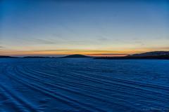 Winter blues (Joni Mansikka) Tags: winter outdoor blues sunset landscape snowy ice sky colours nature piikkiö suomi finland tamronsp2470mmf28divcusd