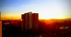 December Sunset Panorama. CANON POWERSHOT SX70 HS . (eagle1effi) Tags: december sunset panorama canon powershot sx70 hs vibrantcolors vivid googleedition canonpowershotsx70hs eagle1effi bestof bridgecamera sx70hs allinonecamera kompakte kamera reference handselected bridgekamera best photo photos