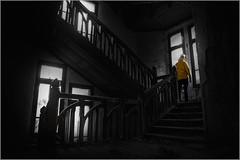 visite du manoir Colimaçon (kalzennyg) Tags: urbex france kalzennyg colimaçon joachimkroll manoir mansion abandoned decay