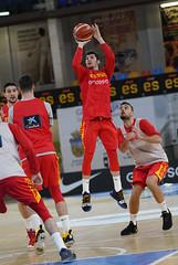 Entrenamientos #SelMAS 20/02/2019 (Baloncesto FEB) Tags: espaã'a españa