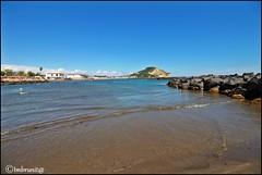 Capomiseno (imma.brunetti) Tags: bacoli capomiseno miliscola campania napoli mare scogli panorama cielo spiaggia promontorio golfo orizzonte