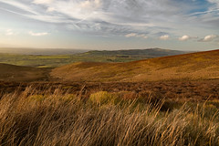 Llangollen Landscape (Frightened Tree) Tags: llangollen north wales cymru landscape gogledd sunset wrexham panorama mountains pondarosa horseshoe pass trevor acrefair