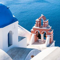 Santorini (sklachkov) Tags: santorini greece santoriniisland travel travelphoto mediterranean colours sea