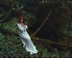 Olga (Alex Speedo) Tags: olga film analog pentax67 kodak deep princess fairytale mformat mediumformat 6x7 woman ecnii kodakvision nature mezmai