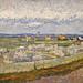 Pêchers en fleurs de Vincent Van Gogh (Fondation Vuitton, Paris)