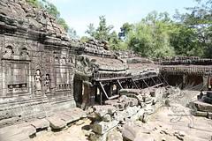 Angkor_Banteay Kdei_2014_57