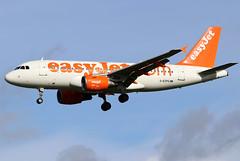G-EZPG (GH@BHD) Tags: gezpg airbus a319 a319100 a319111 u2 ezy easyjet aircraft aviation airliner bfs egaa aldergrove