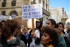Moins de pingouins chez les banquiers, plus de banquise pour les pingouins