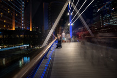 20190315_M_Irwin_Focus_Group_0007 (petamini_pix) Tags: melbourne australia night nightphotography city urban motion zoomed bridge photographer perspective lights lighting
