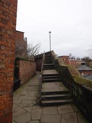 Chester 53 (StaircaseInTheDark) Tags: chester chesire england northernengland historiccity historicengland britain greatbritain uk unitedkingdom wallwalking citywalls