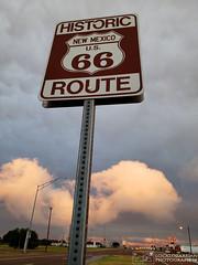 New Mexico Route 66 (LocalOzarkian Photography - Ozarks/ Route 66 Photo) Tags: tucumcarinewmexico newmexico newmexicoroute66 route66 motherroad tucumcari gettingmykicks gettingmykicksonroute66