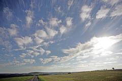 Wolken (3) (karl-heinzschwarz2) Tags: himmel landschaft bliesgau wolken saarland