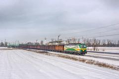 Sneh na Maďaroch | 471.500 | Gysev | Rajka (H) (lofofor) Tags: electric siemens vectron 471 500 471500 gysev hegyeshalom rajka uhlie koks maďarsko hungary máv bezenye rusovce bratislava sneh winter snow zima súkromník nákladný freight cargo pohraničie borderland rail railways locomotive