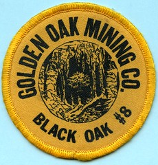 Golden Oak Mining Co. Patch (Coalminer5) Tags: coalmining coalminer coalmemorabilia coalcollectibles clothpatch coalpatch mining miningmemorabilia miningcollectible miningartifacts miningpatch