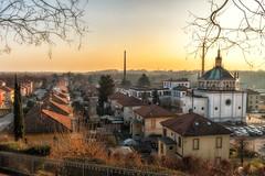 Villaggio Crespi - Patrimonio Unesco (M-Gianca) Tags: città city sony zeiss villaggio paese unesco edifici