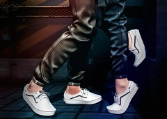 We're staying together (Jangsungyoung Resident) Tags: second life fashion native urban tmd uber sneakers pants couple