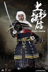 COOMODEL 20190120 CM-SE043 Uesufi Kenshin 上杉谦信 - 07 (Lord Dragon 龍王爺) Tags: 16scale 12inscale onesixthscale actionfigure doll hot toys coomodel samurai
