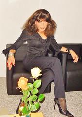 wearing the trousers (Katvarina) Tags: trousers tgirl tgurl transgender transgirl transpeople kat metrosexuality crossdress crossdresser crossdressing pants