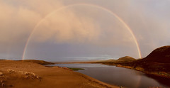 Abbott's Lagoon Point Reyes California (gordonsheret60) Tags: california pointreyes landscape abigfave rainbow