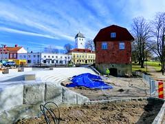 Uddevalla, Kungstorget (maj-lis) Tags: kungstorget sweden bohuslän sverige uddevalla