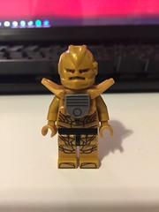 DC's Robotman (Numbuh1Nerd) Tags: lego purist custom superheroes minifigures doom patrol grant morrison gerard way young animal universe cliff steele brendan fraser