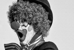 Carnival Time (Anna Pagnacco) Tags: carnival venice bw annapagnacco
