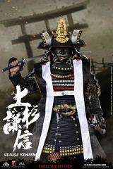 COOMODEL 20190120 CM-SE044 Uesufi Kenshin 上杉谦信 Deluxe - 01 (Lord Dragon 龍王爺) Tags: 16scale 12inscale onesixthscale actionfigure doll hot toys coomodel samurai