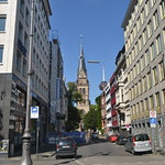Blick auf Christuskirche in Köln (134FJAKA_1704) thumbnail