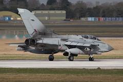 ZA587 (Ian.Older) Tags: za587 raf tornado gr4 marham royalairforce military jet bomber aircraft