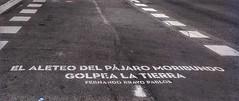 Poesía (AdelaVilloria) Tags: ciudad madrid calle poema