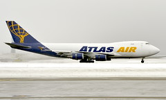 Atlas N408MC, OSL ENGM Gardermoen (Inger Bjørndal Foss) Tags: n408mc atlas cargo boeing 747 osl engm gardermoen